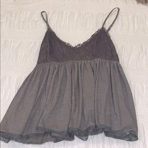 Baby Doll Lace Tank